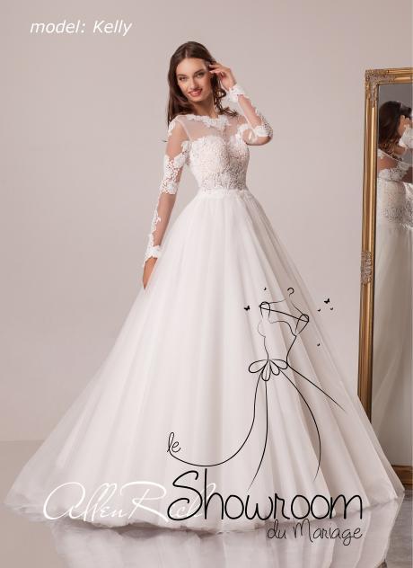 Robes de mariée Kelly : 770€