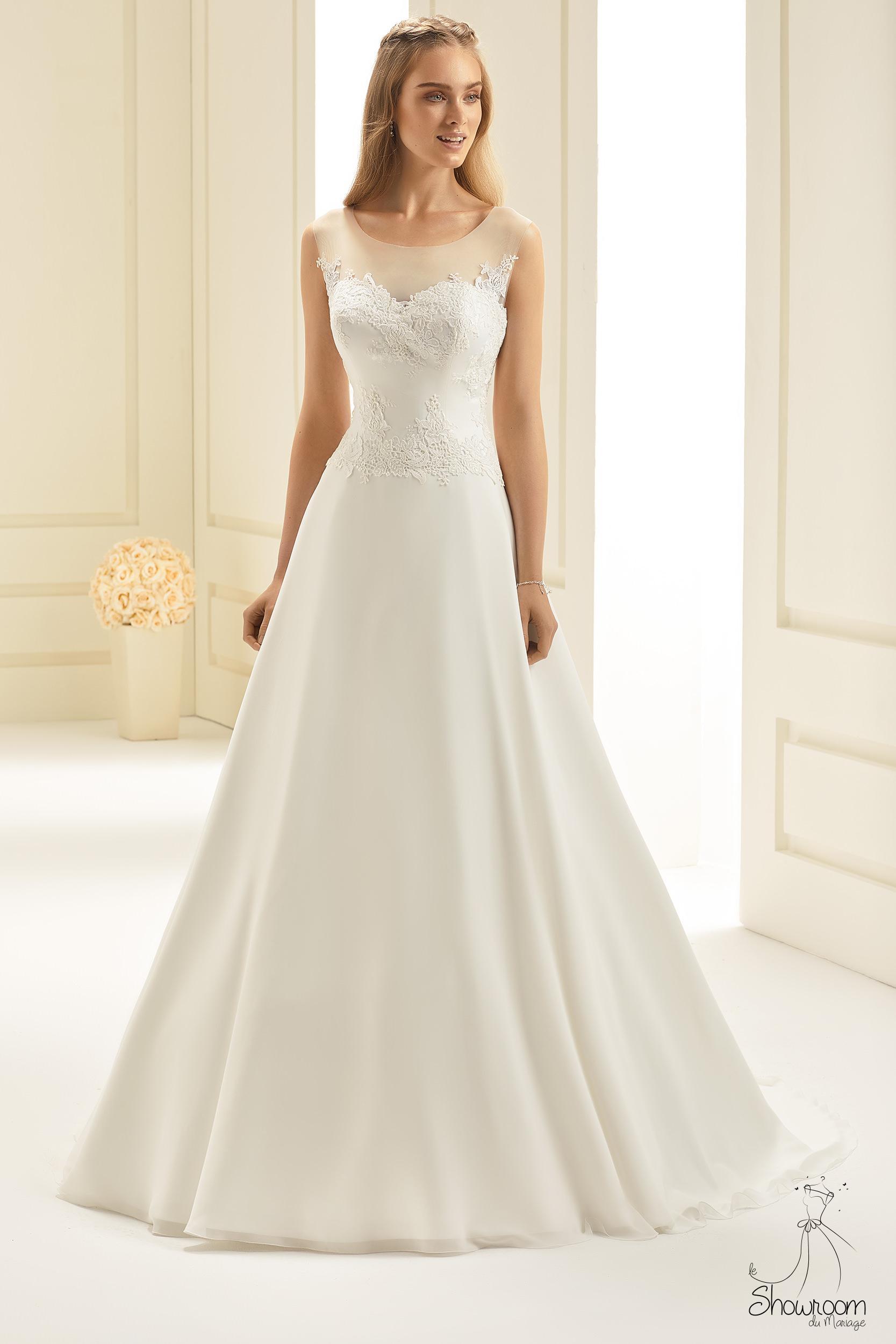 Robes de mariée Megane en stock uniquement