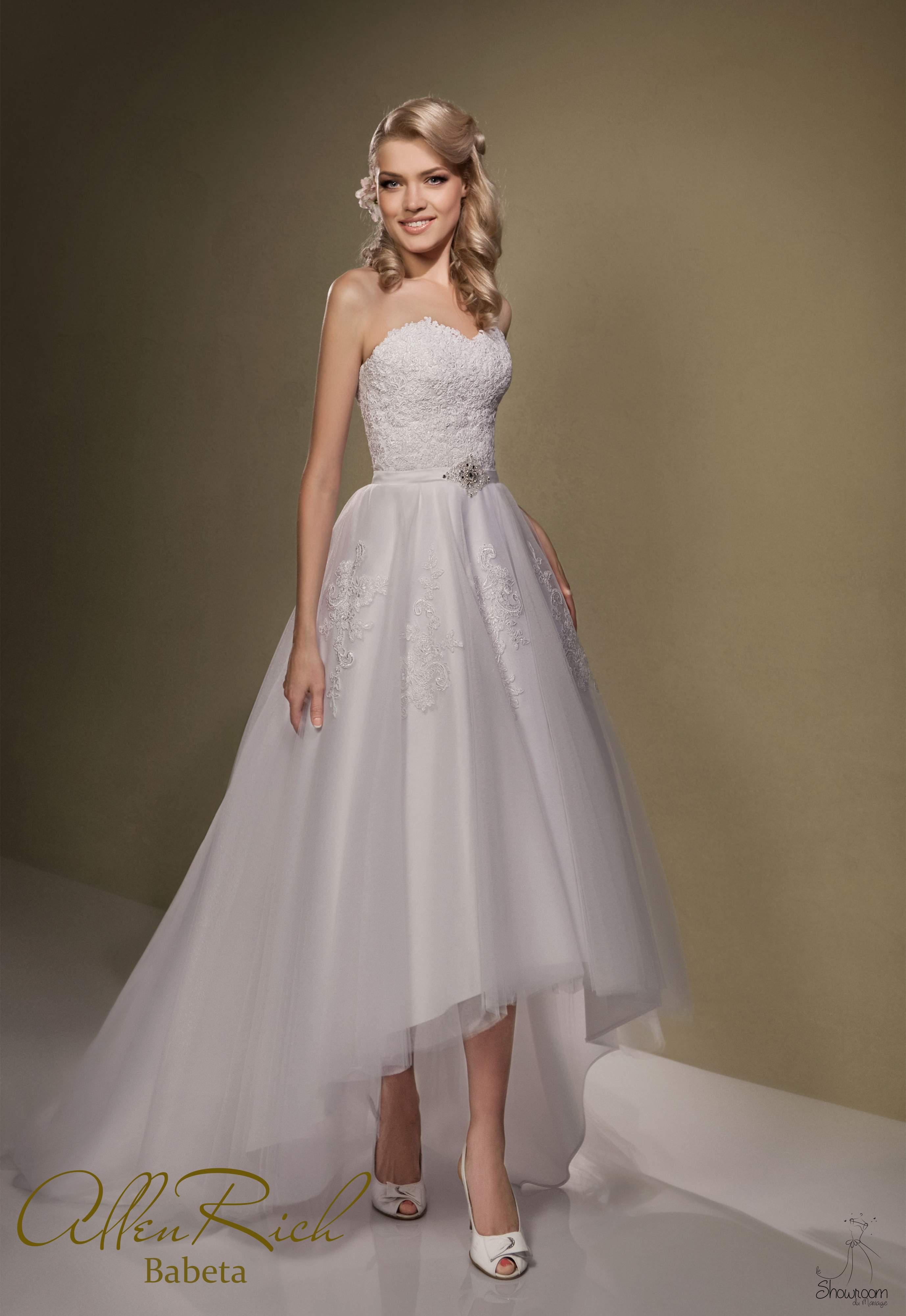 Robes de mariée Babeta en stock uniquement
