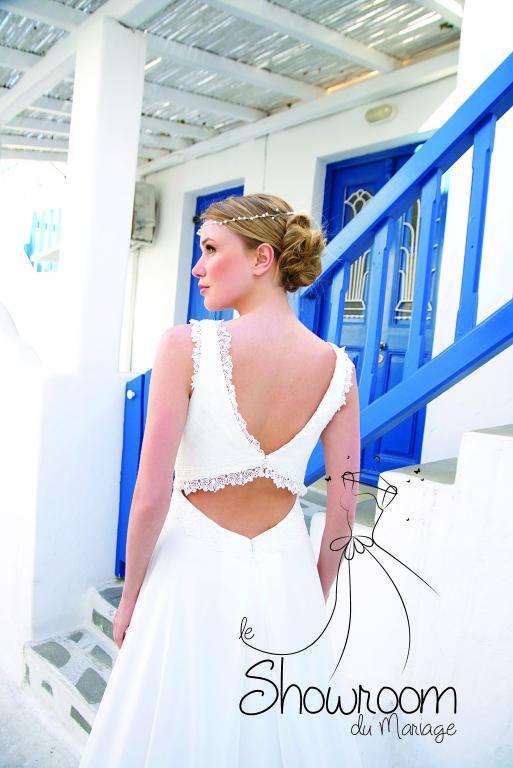 Robes de mariée BO'M 030 : 729€