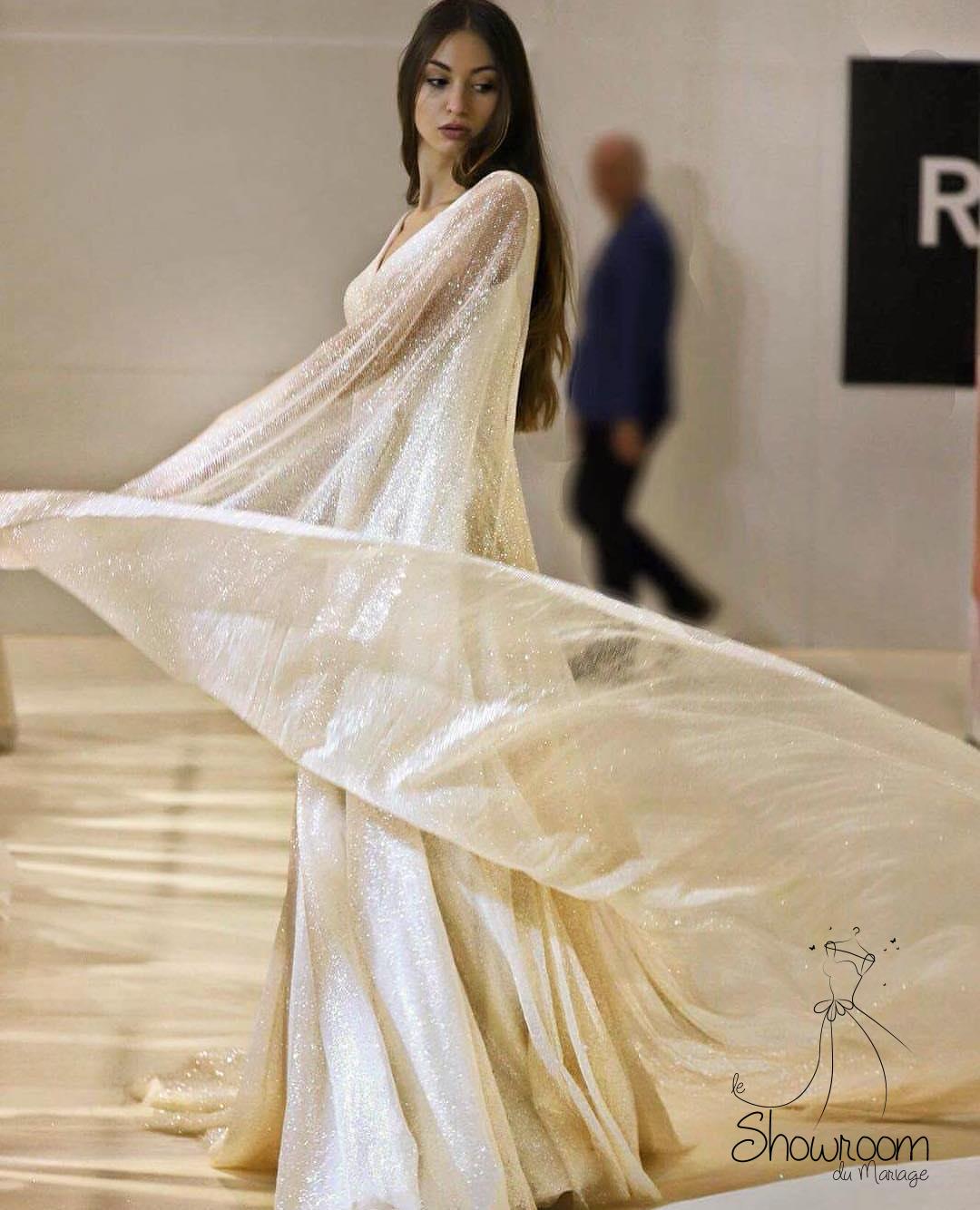 Robes de mariée Nudee