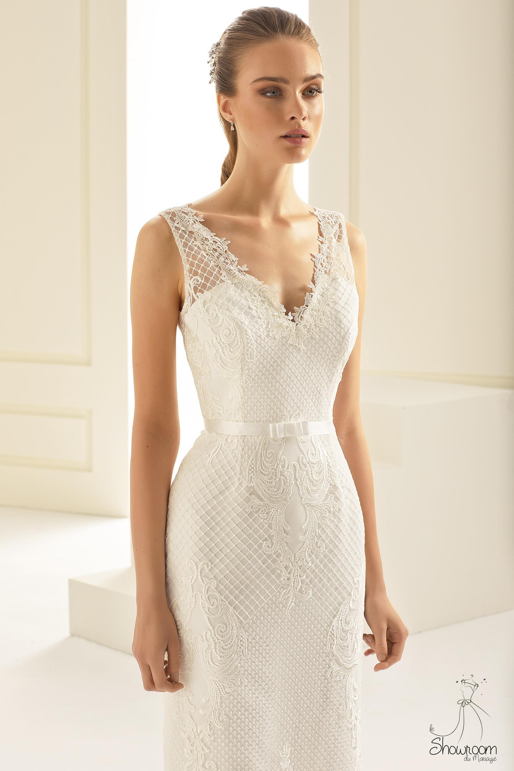 Robes de mariée Evita en stock uniquement