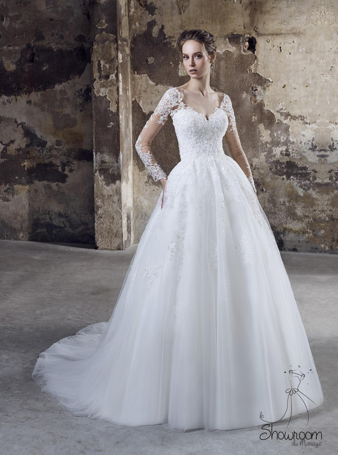Robes de mariée 201-09 : 1249€