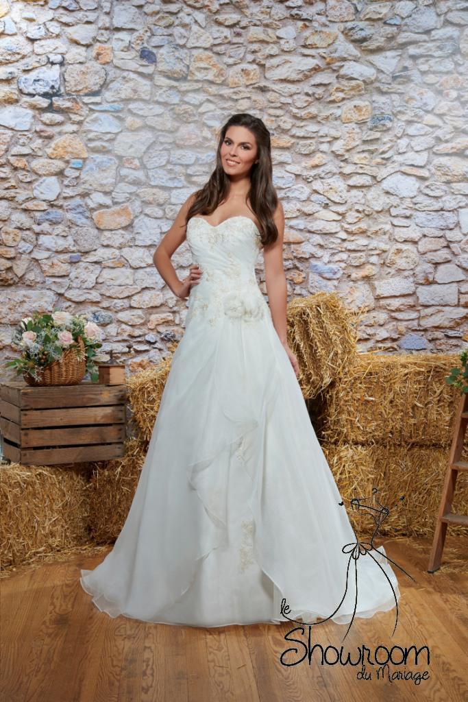 Robes de mariée 203-09