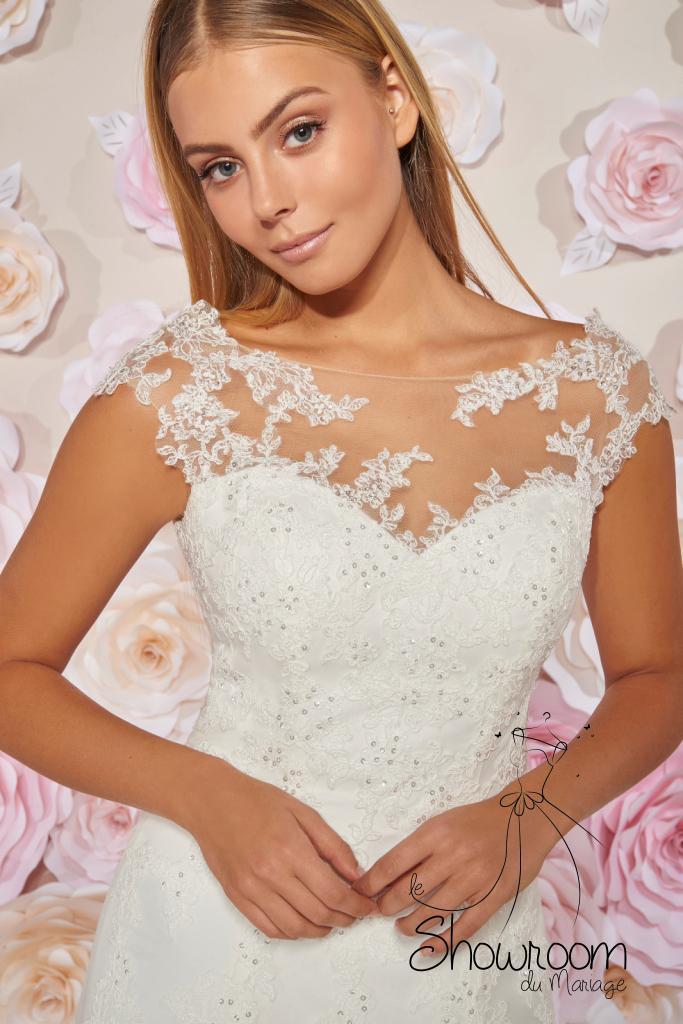 Robes de mariée 204-03 : 849€