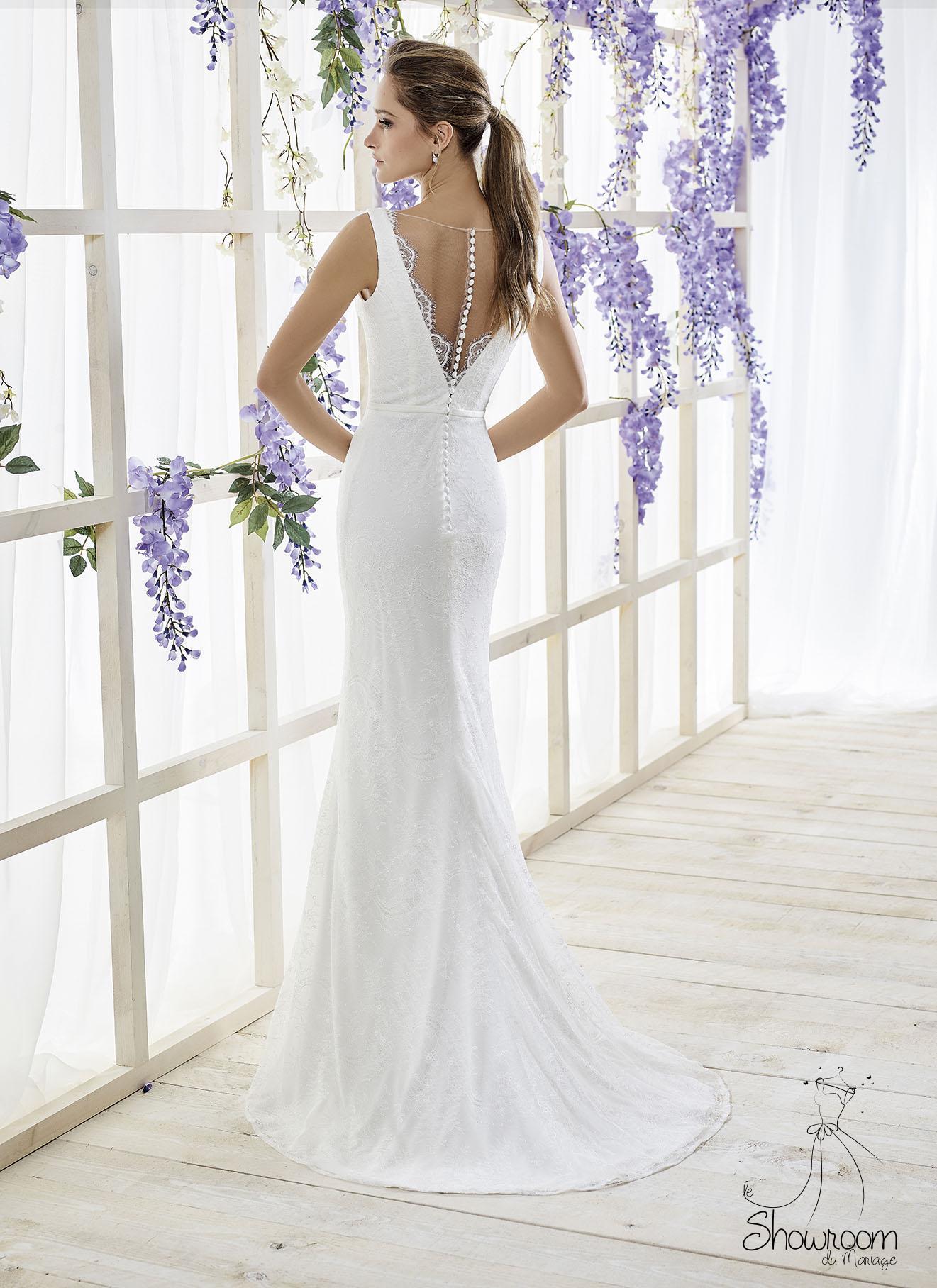 Robes de mariée 205-38