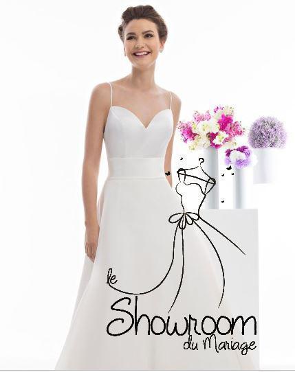 Robes de mariée L 855 en stock uniquement