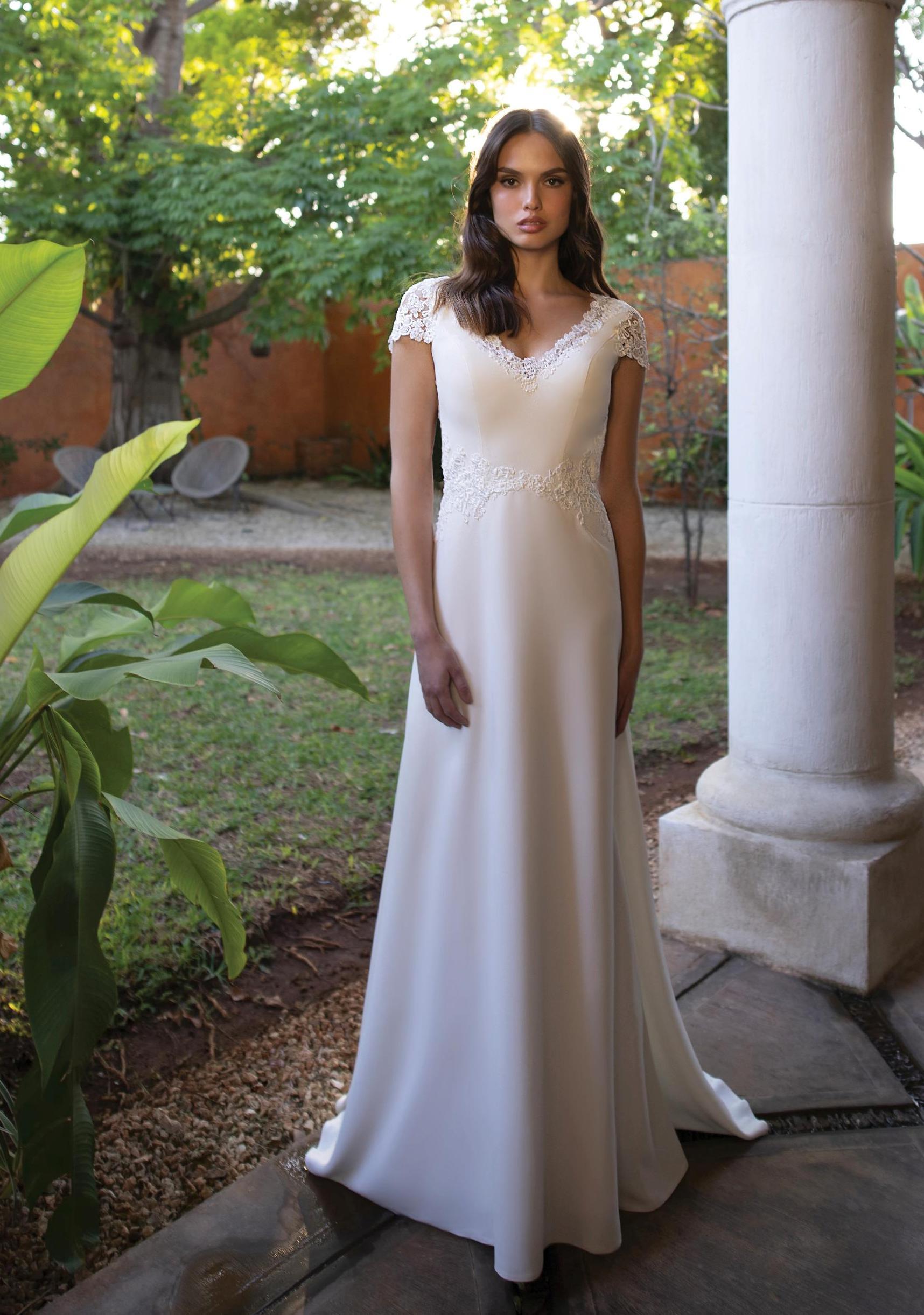 Robes de mariée BO'M 114 : 729€