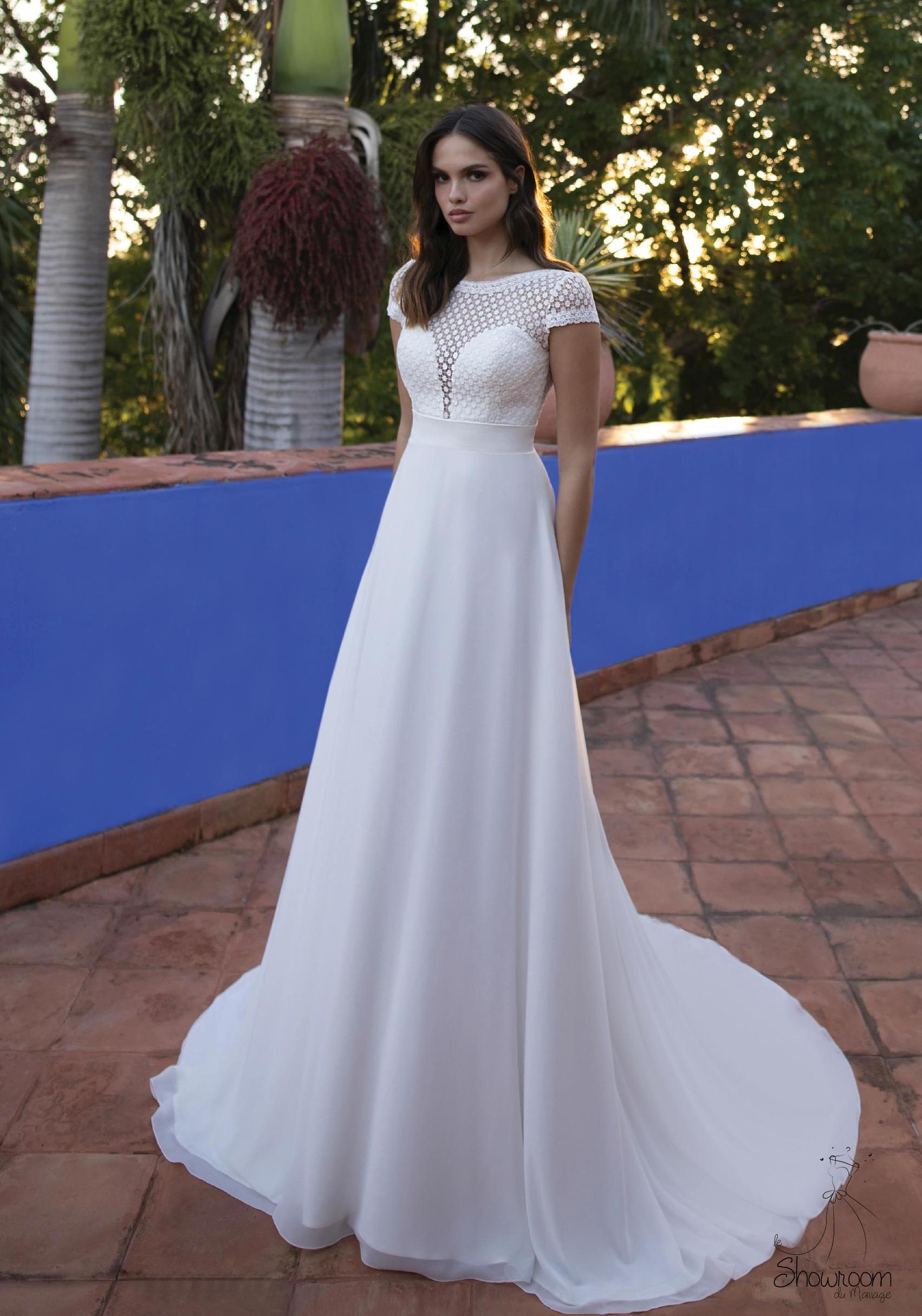 Robes de mariée BO'M 119 : 729€
