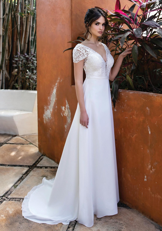 Robes de mariée BO'M 138 : 729€