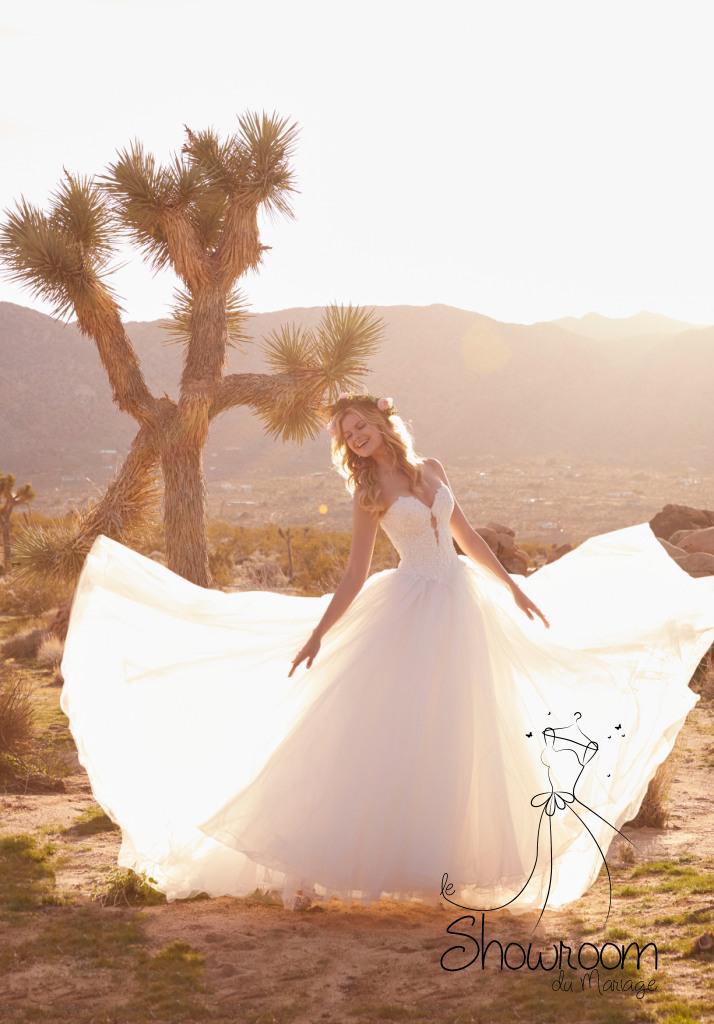 Robes de mariée 2090 : 1800€
