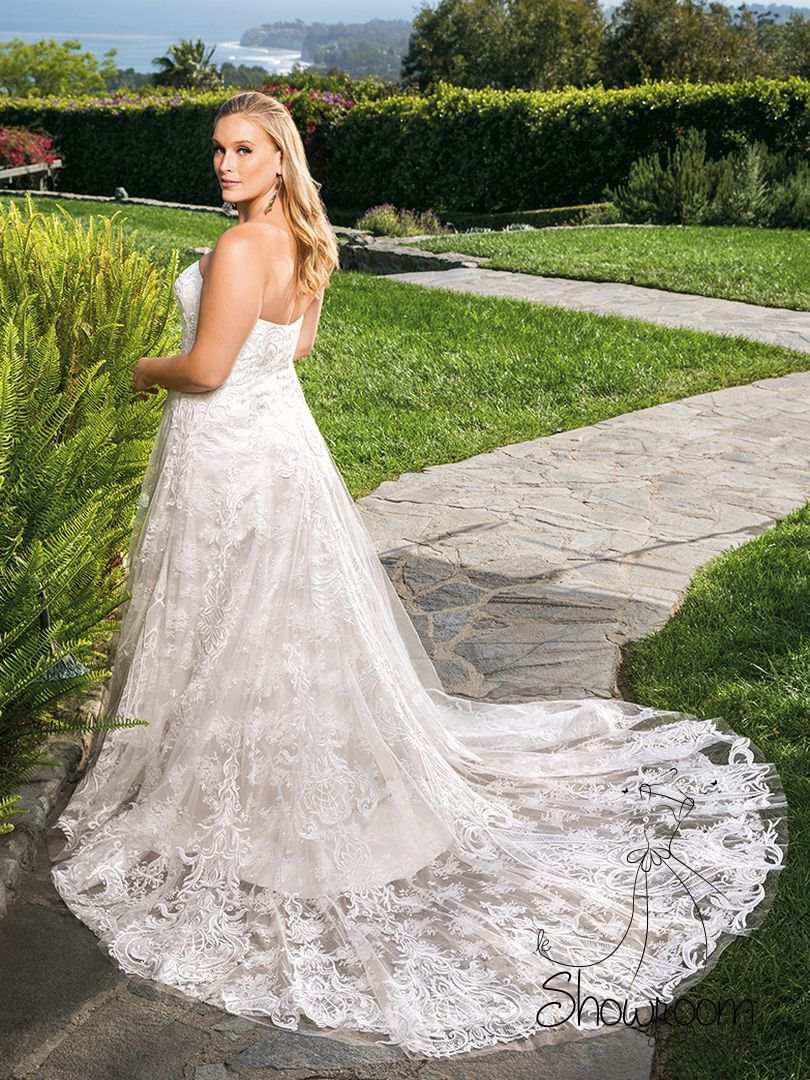 Robes de mariée 2370 : 1380€
