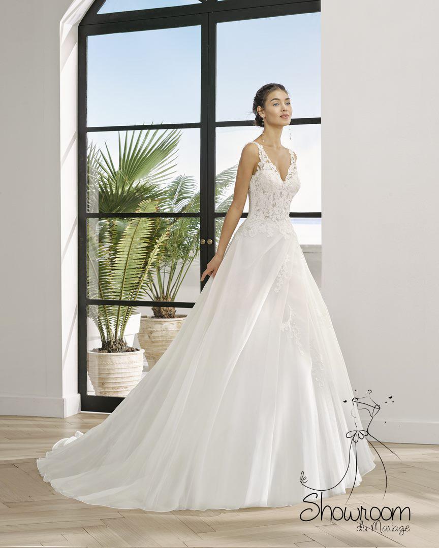 Robes de mariée Potosi : 1490€