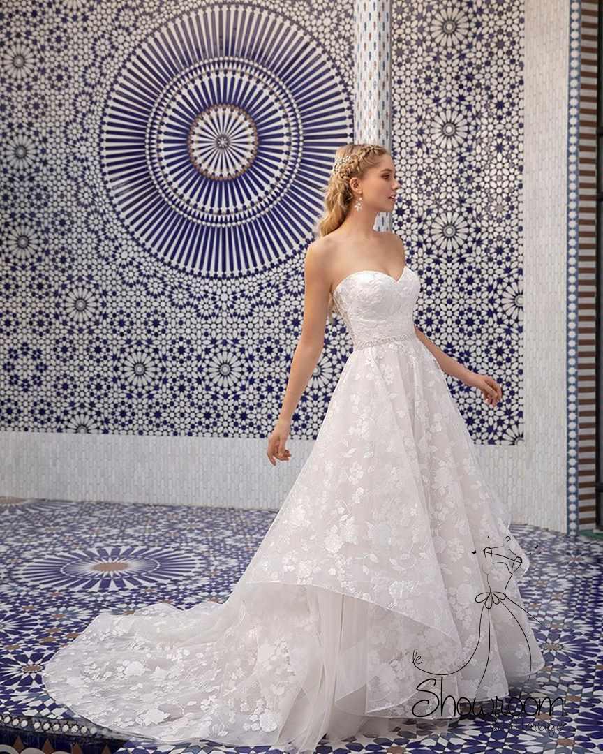 Robes de mariée BL 310 : 1180€