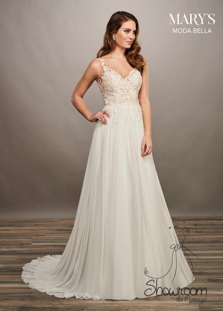 Robes de mariée MB 2068 : 999€