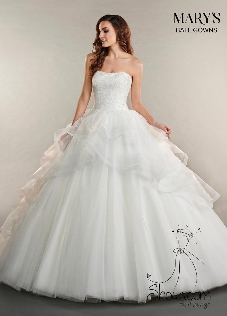 Robes de mariée MB 6053 : 999€