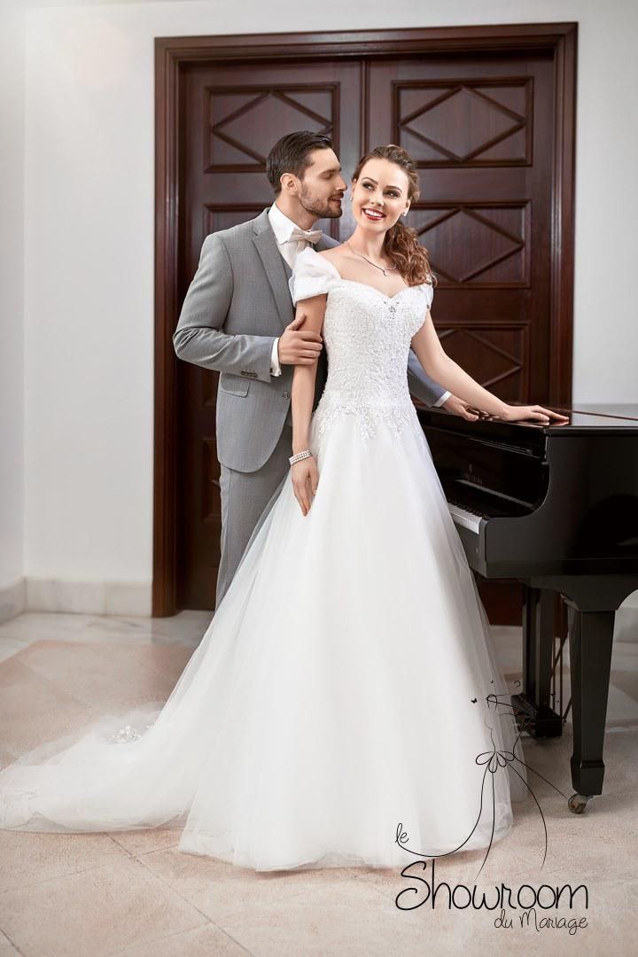 Robes de mariée 20004 : 1229€