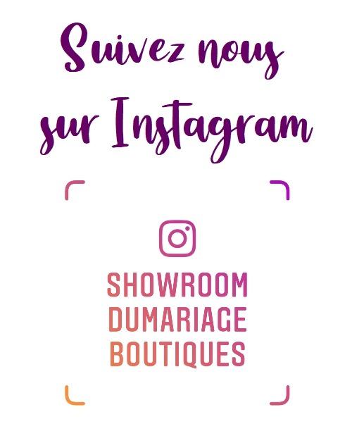 SHOWROOMDUMARIAGEBOUTIQUES Instagram