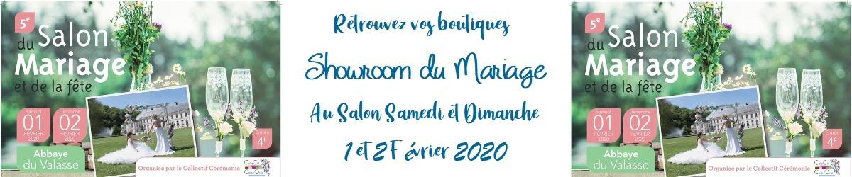 Cliquez pour plus de détails Salon Du Mariage et de la Fête Abbaye Du Valasse