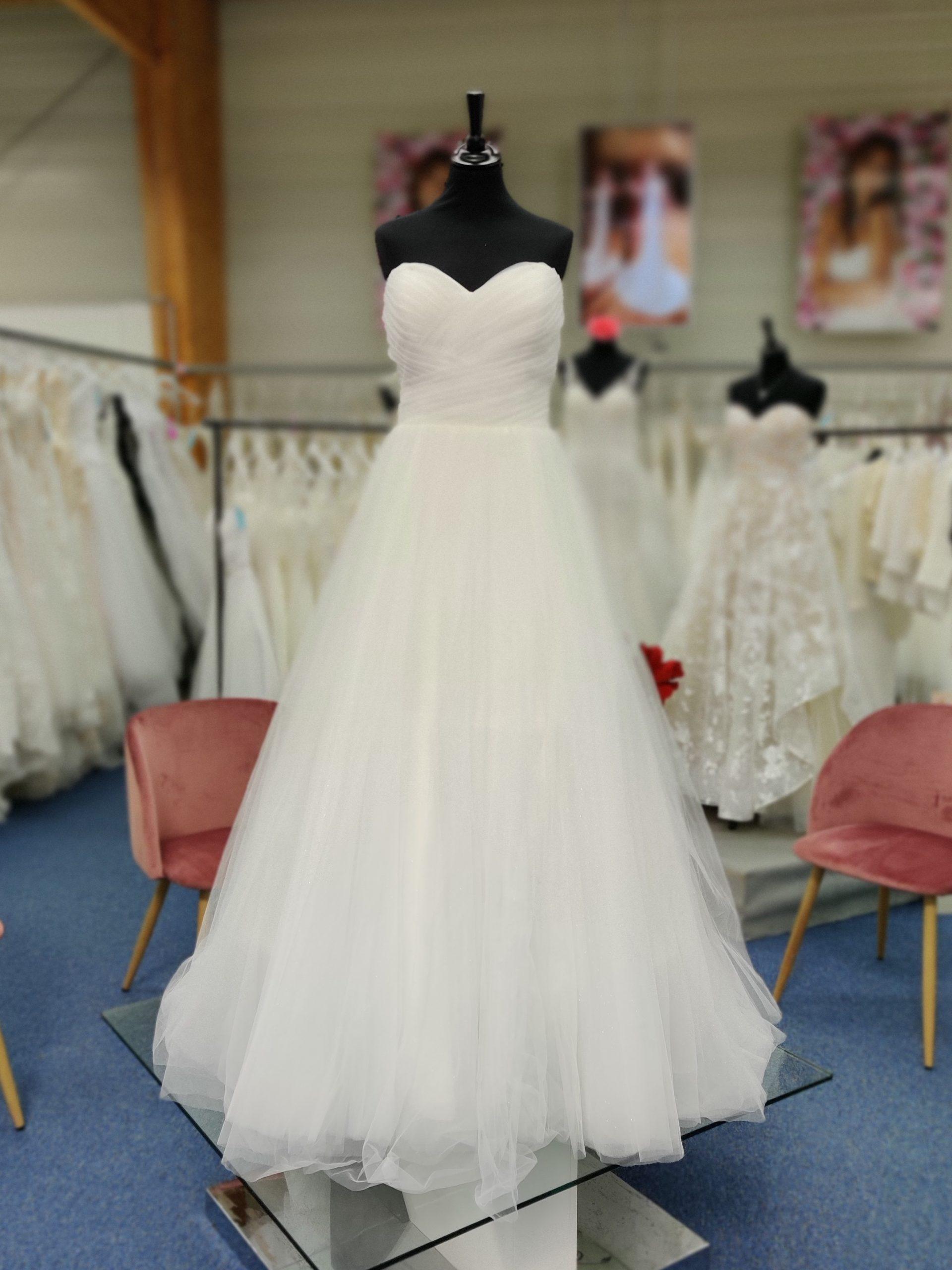 Robes de mariée WL 20217 : 1215€