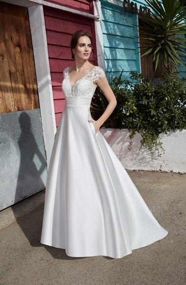 Robes de mariée 215-41