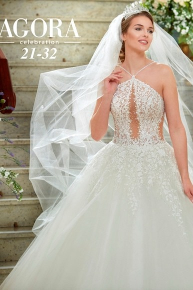 Robes de mariée Tiana 21-32