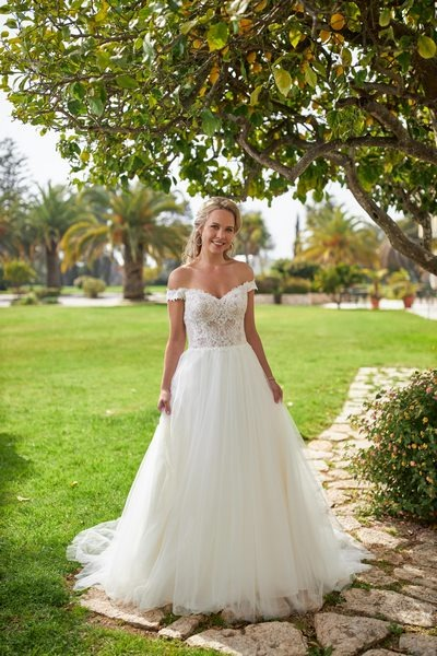 Robes de mariée 22107