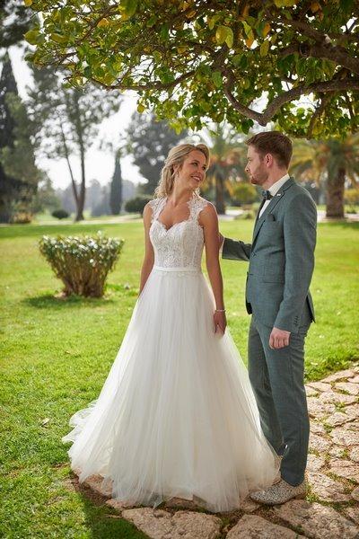 Robes de mariée 22109