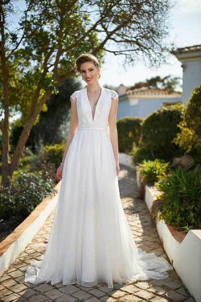 Robes de mariée 21107
