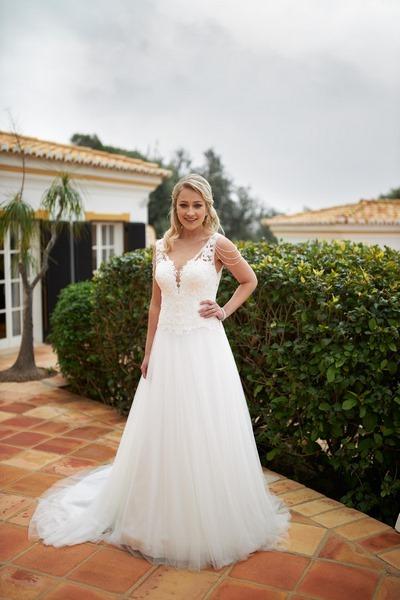 Robes de mariée 22409