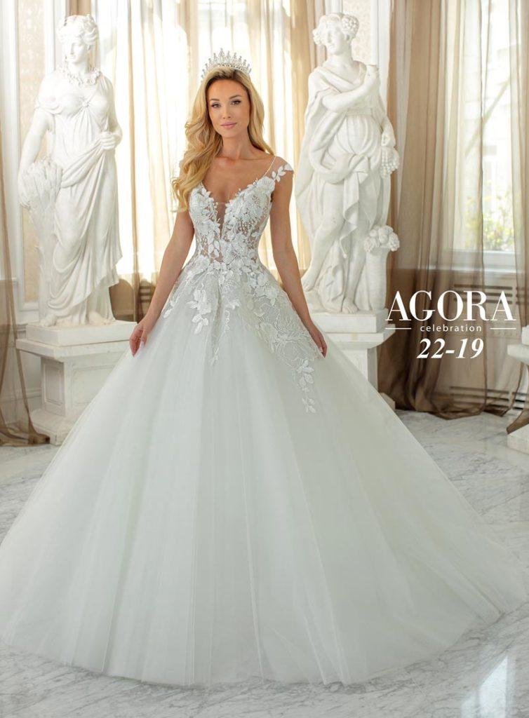 Robes de mariée 22-19